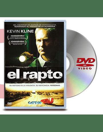 DVD El Rapto