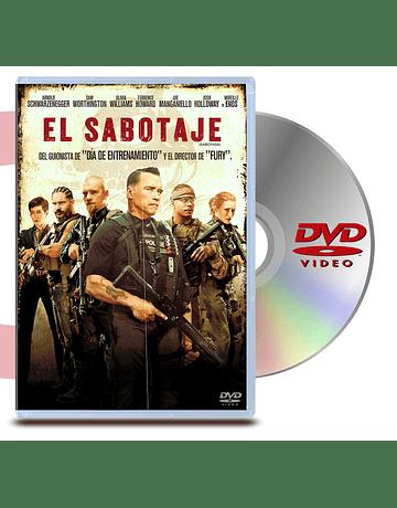 DVD El Sabotaje