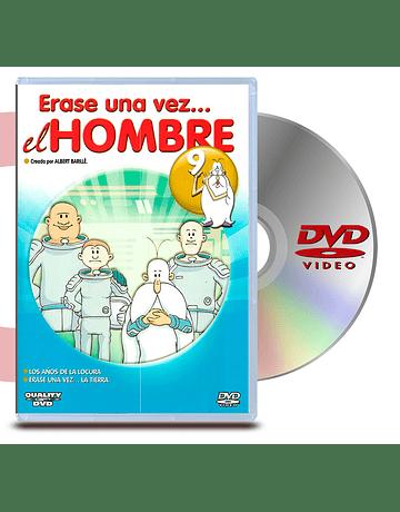 DVD Erase Una Vez El Hombre Vol. 9