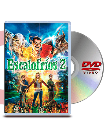DVD Escalofrios 2 Una Noche Embrujada