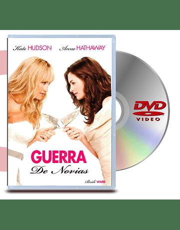 DVD Guerra De Novias
