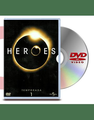 DVD Heroes: Temp.1