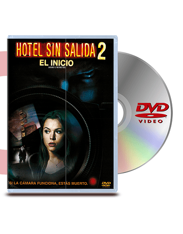 DVD Hotel Sin Salida 2