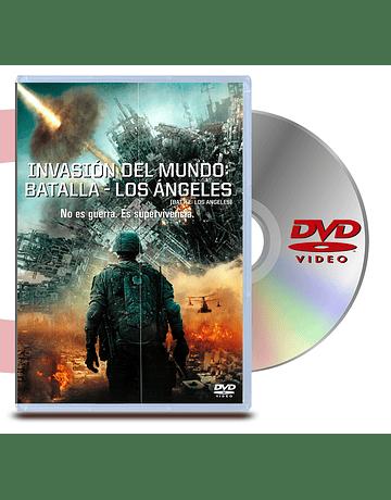 DVD Invasion del Mundo: Batalla De Los Angeles
