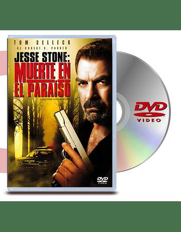 DVD Jesse Stone: Muerte En El Paraiso