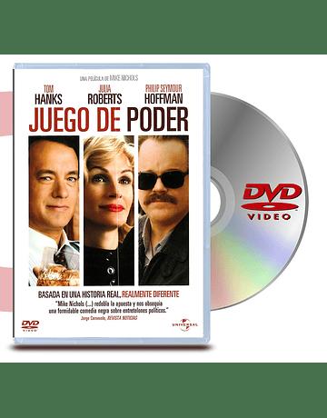 DVD Juegos De Poder