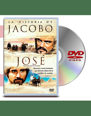 DVD La Historia De Jacob y Jose