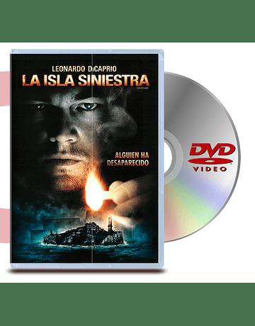 DVD La Isla Siniestra