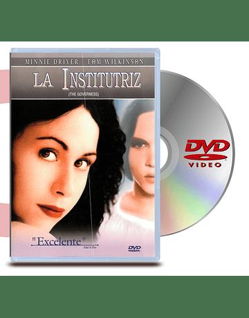 DVD La Intitutriz