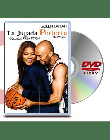 DVD La Jugada Perfecta
