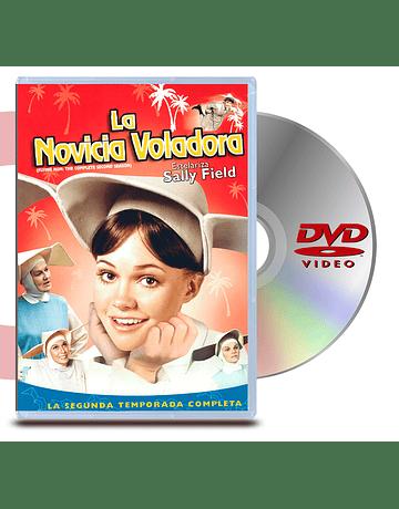 DVD La Novicia Voladora temp 2
