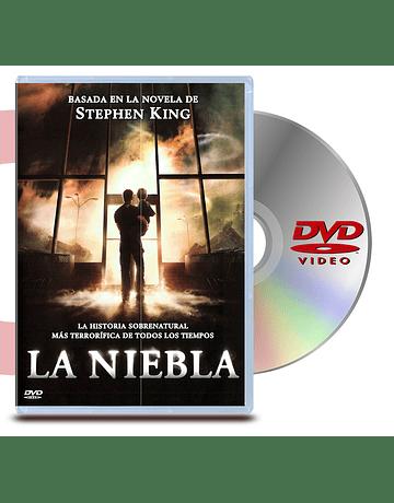 DVD La Niebla
