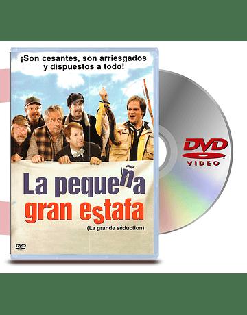 DVD La Pequeña Gran Estafa