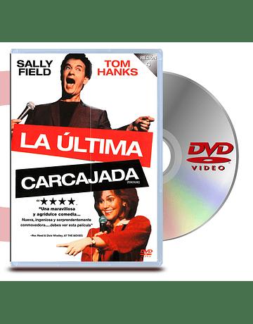 DVD La Ultima Carcajada