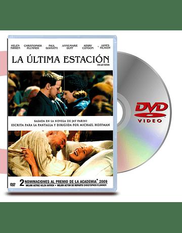 DVD La Ultima Estacion