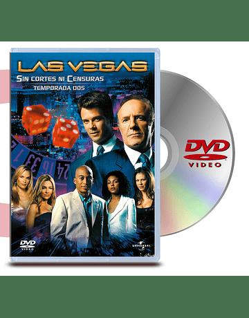 DVD Las Vegas: Temp 2