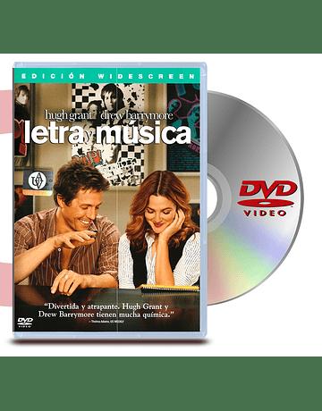 DVD Letra Y Musica