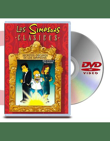 DVD Los Simpsons Secretos Oscuros De Los Simp