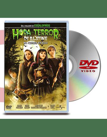 DVD La Hora Del Terror De R.L.Stine