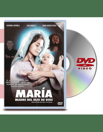 DVD Maria Madre Del Hijo De Dios