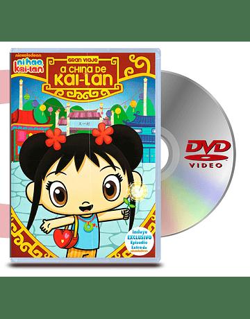 DVD Ni Hao Kai-Lan: Gran Viaje A China De Kai-Lan