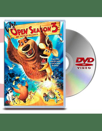 DVD Open Season 3