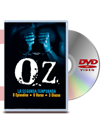 DVD Oz: Temp.2