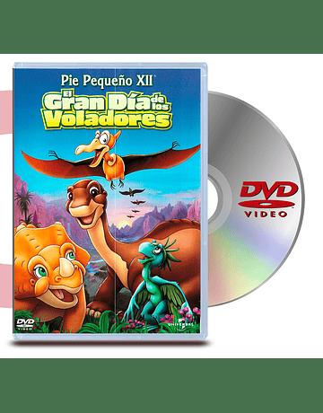 DVD Pie Pequeño 12 El Gran Dia De los voladores