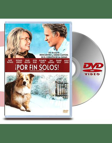 DVD Por Fin Solos