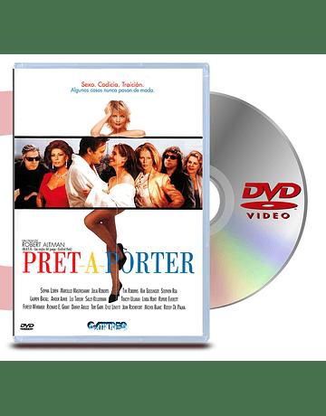 DVD Pret A Porter