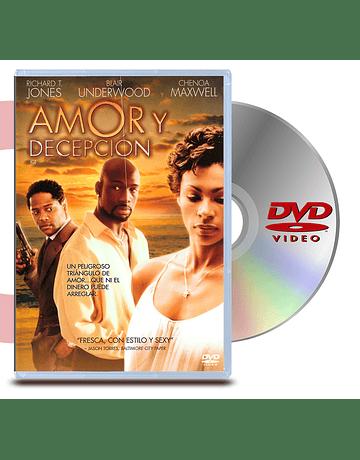 DVD Punto G: Amor Y Decepcion