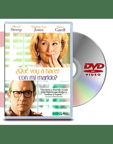 DVD Que Voy Hacer Con Mi Marido ?