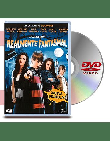 DVD Realmente Fantasmal