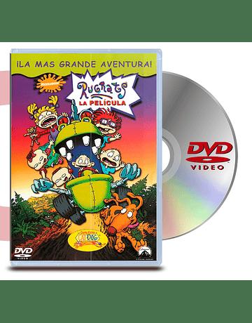 DVD Rugrats: La Pelicula