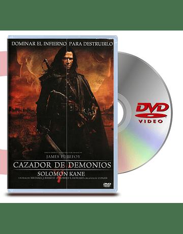 DVD Salomon Kane Cazador De Demonios
