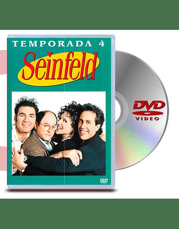 DVD Seinfeld:Temp.4  (Vol.3)
