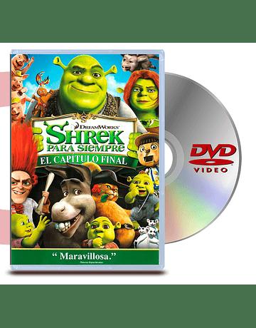 DVD Shrek 4: Por Siempre (2 Discos)