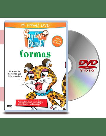 DVD Super Bebe: Formas