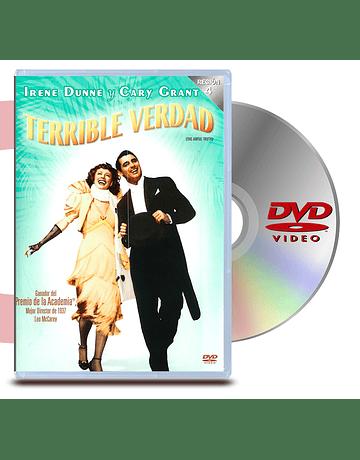 DVD Terrible Verdad