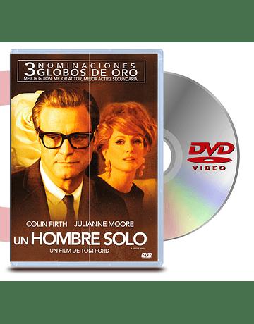 DVD Un Hombre Solo