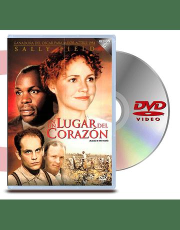 DVD Un Lugar Del Corazon