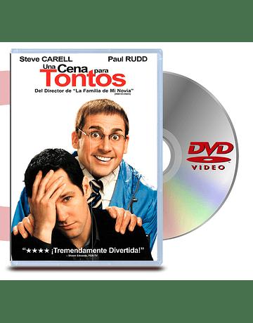 DVD Una Cena Para Tontos