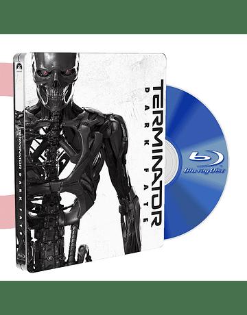 Steel Book Blu Ray Terminator Destino Oculto BD+DVD