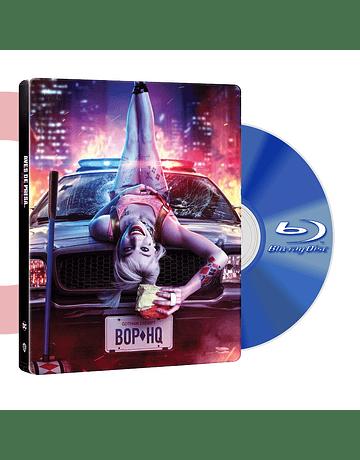 Steel Book Blu Ray Aves De Presa BD+DVD
