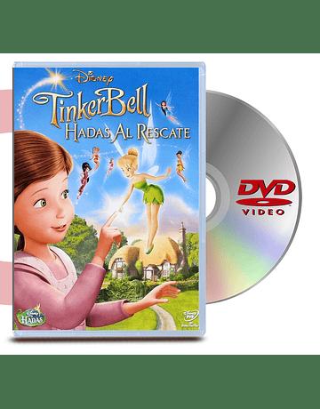 DVD  Tinker Bell Hadas Al Rescate