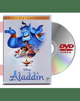 DVD Aladdin