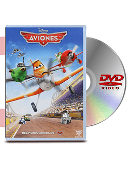 DVD Aviones