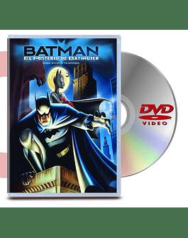 DVD Batman El Misterio De Batimujer