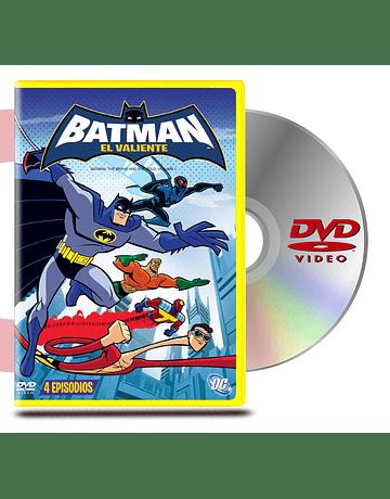 DVD Batman El Valiente Vol 1