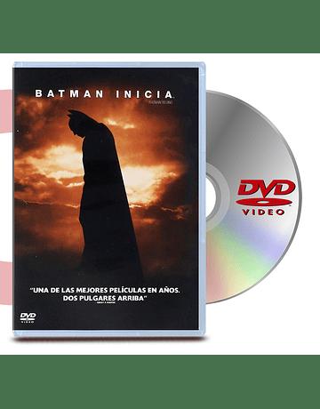 DVD Batman Inicia